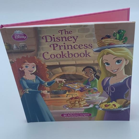 The Disney Princess Cookbook Hardcover